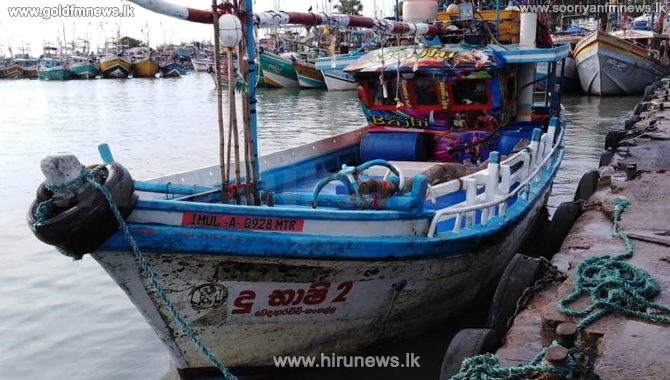 Six arrested for taking part in fishing activities with forged documents