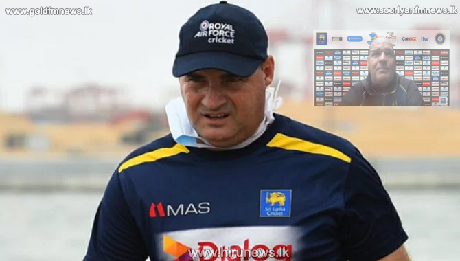 Press Briefing with Mickey Arthur regarding the T20I series (Video)