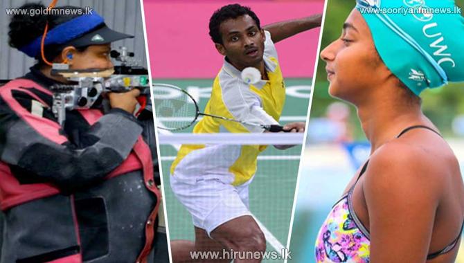 Sri Lankan athletes fail to qualify today