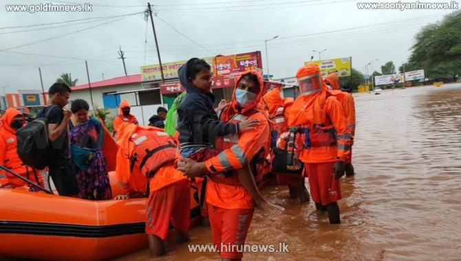 138 killed from floods in the state of Maharashtra, India