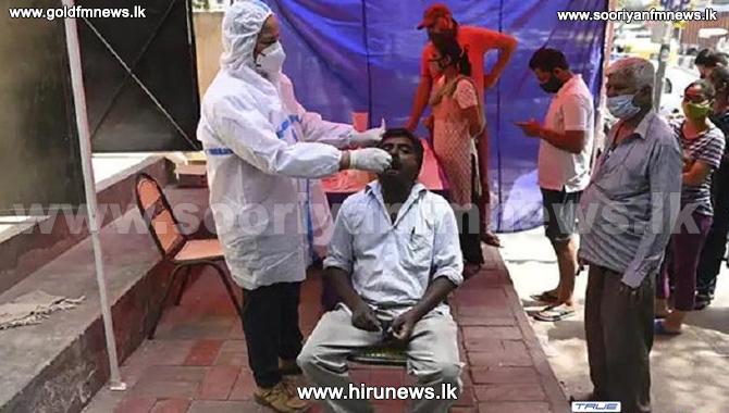 இந்தியாவில் 3 கோடியை கடந்த கொவிட் தொற்றாளர் எண்ணிக்கை!