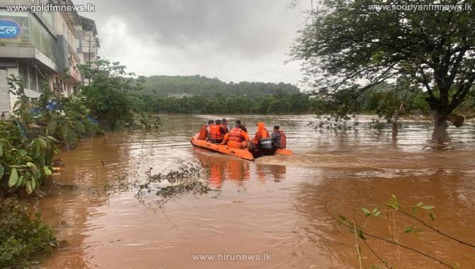 Floods kill 164 in Maharashtra, India