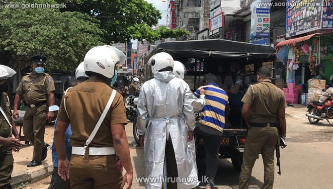 112 arrested for violating quarantine rules