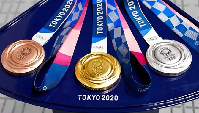 2020 டோக்கியோ ஒலிம்பிக் போட்டிகளில் சீனா முதலிடத்தில்!