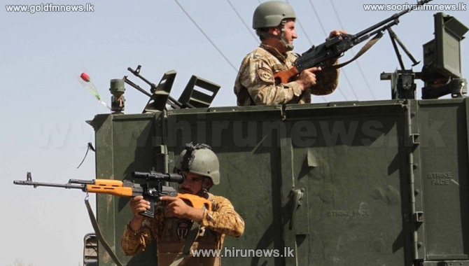 Taliban militants fight seeking to seize three major cities in Afghanistan