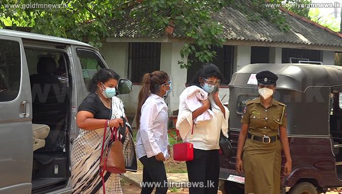 Popular singer Umaria Sinhawansa released on bail