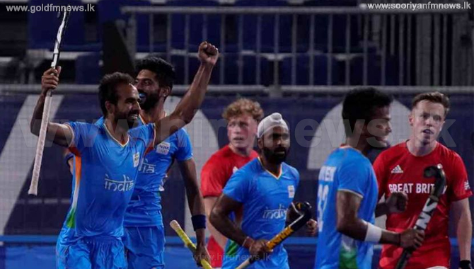 Indian men and women's hockey team enter Olympic semifinals