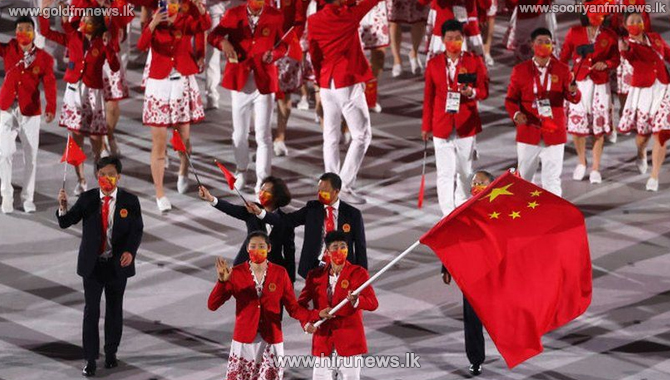 Tokyo 2020: China takes the lead on the medal table