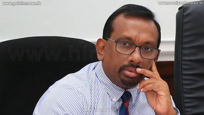 Minister Mahindananda Aluthgamage test positive for Covid-19