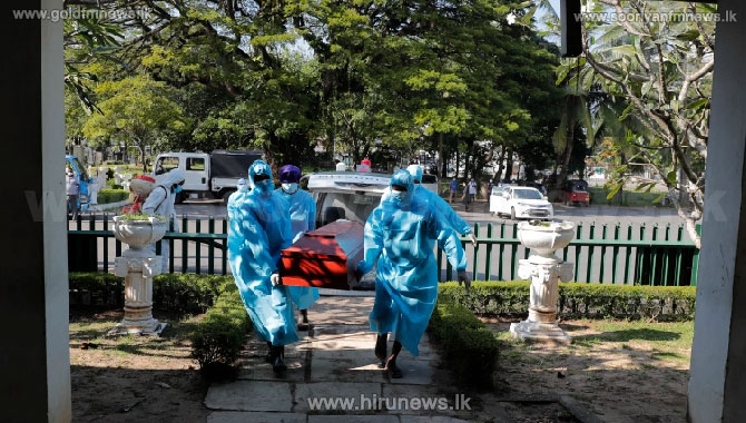 Sri Lanka: 82 covid related deaths reported