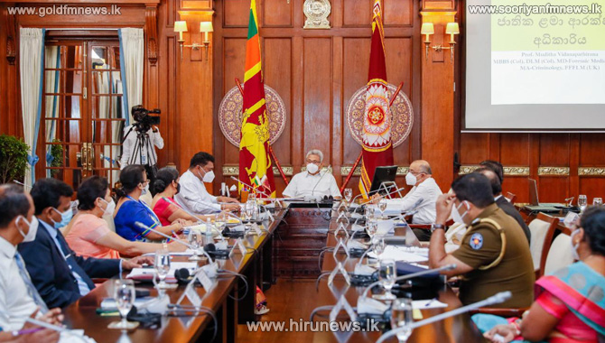 Strengthen protection of children at Grama Niladhari level - President instructs