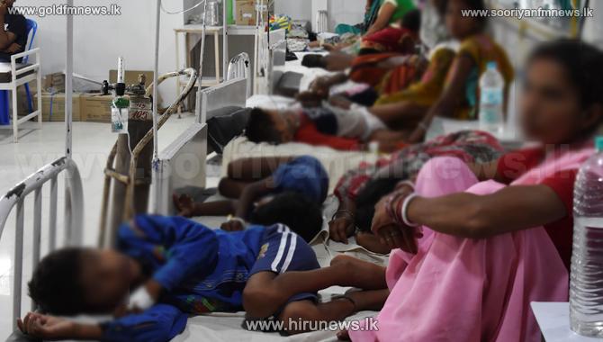 இந்தியாவில் பரவும் மர்ம நோயினால் 100க்கும் மேற்பட்ட சிறுவர்கள் பாதிப்பு