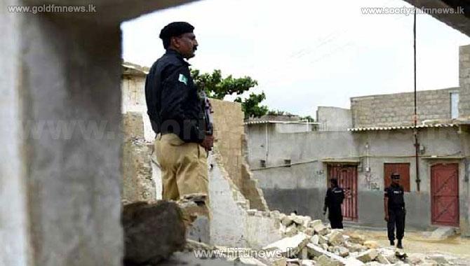 ஆப்கான் எல்லைப்பகுதியில் தற்கொலை  தாக்குதல்: 4 பாகிஸ்தான் இராணுவத்தினர் பலி