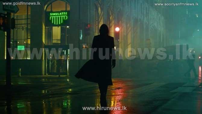 'The Matrix Resurrections' reveals first trailer