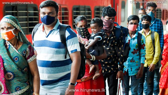 இந்தியாவில் கடந்த 24 மணித்தியாலத்தில் 34,973 கொவிட் தொற்றாளர்கள் அடையாளம்