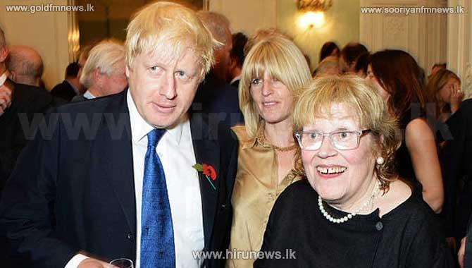Mother+of+UK+Prime+Minister+Boris+Johnson%2C+passes+away