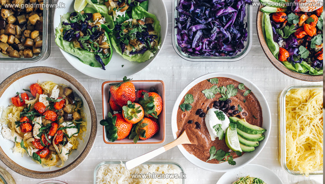 'A vegetarian diet can provide protection against diseases'
