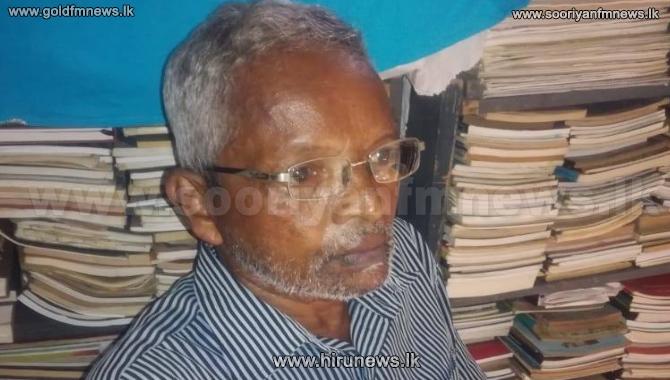 மூத்த எழுத்தாளர் நந்தினி சேவியர் காலமானார்