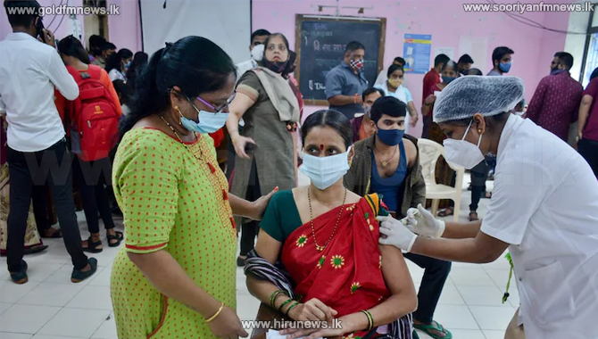 Record-breaking effort in vaccination by India