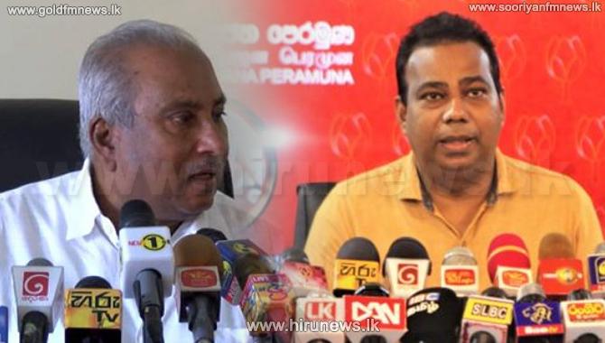 Opinion Forum: Statement made by MP Jagath Kumara