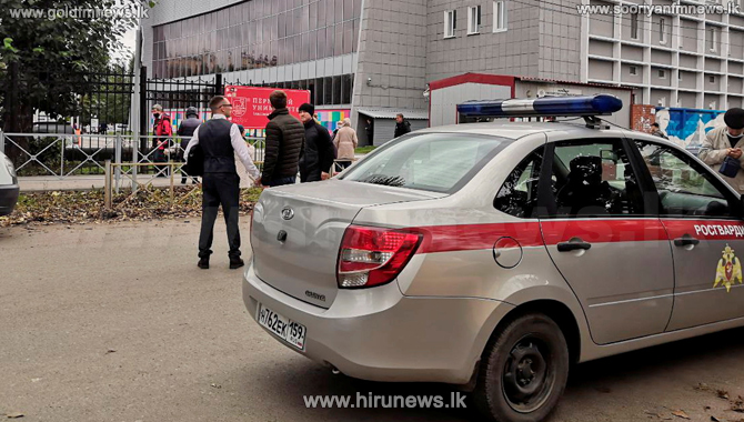 Eight killed in a shooting at a Russian University