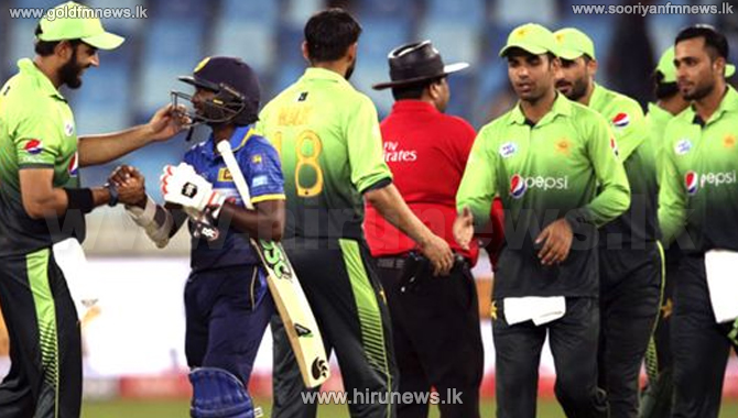 Sri Lanka Cricket team to tour Pakistan