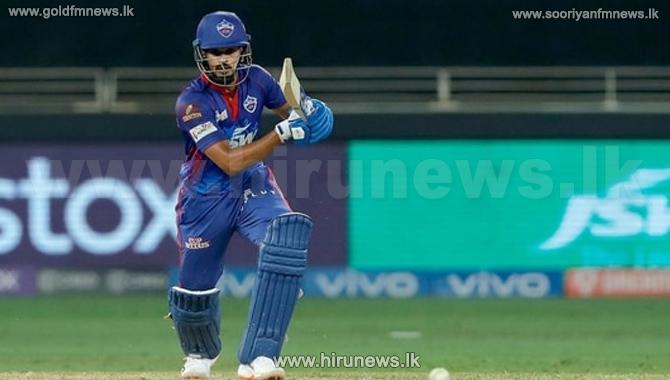 Delhi Capitals win by 8 wickets