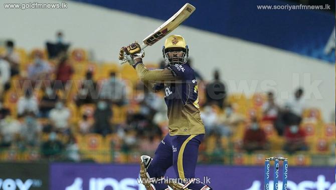 KKR win by 7 wickets