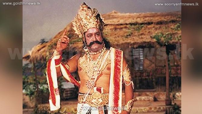 இராமாயணம் தொடரில் ராவணனாக நடித்த அரவிந்த் திரிவேதி காலமானார்