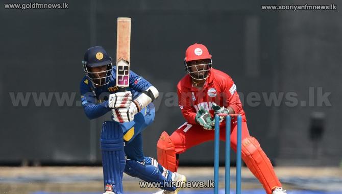 இலங்கை - ஓமான் அணிகளுக்கிடையிலான இரண்டாவது T20 இன்று!