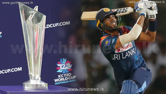 Dasun Shanaka shares his thoughts ahead of the Men's T20 World Cup