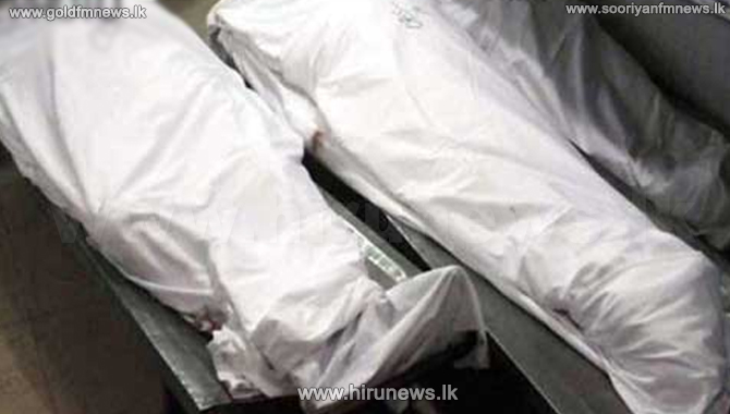 Two Iranians who died after consuming sanitizer to be handed over to the families