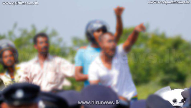 Personal clash in Bandaragama - youth injured (Video)