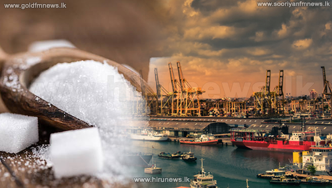 Sugar stocks worth Rs 1 billion, stuck at Port