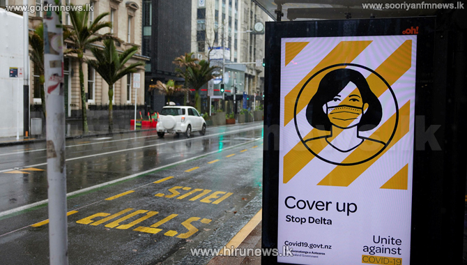 New Zealand extends Auckland lockdown