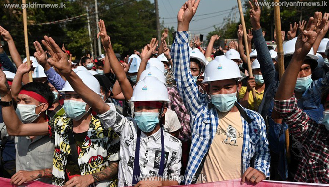 Myanmar to release 5,000 prisoners held over coup