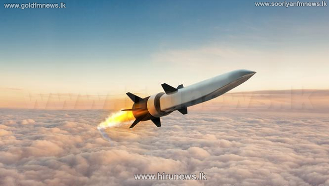 US successfully tests hypersonic missile technology