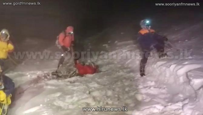 உத்தரகாண்ட் மாநிலத்தில் 11 மலையேற்ற வீரர்கள் பலி!