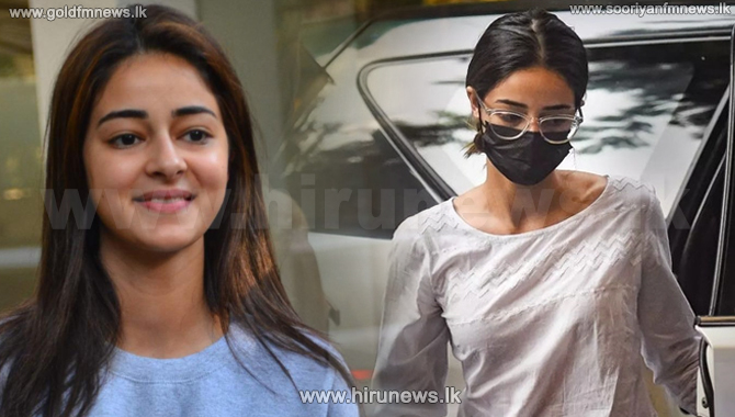 Ananya Panday denies charges - to be questioned again