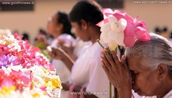 Permission granted for religious ceremonies