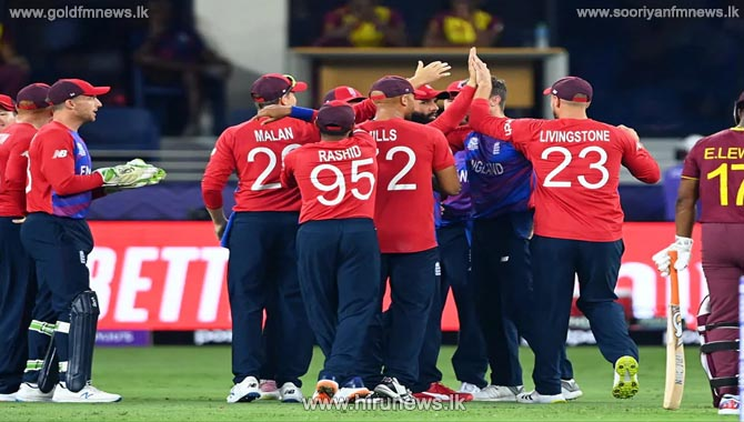 Defending Champions West Indies undone by England - bowled out for 55