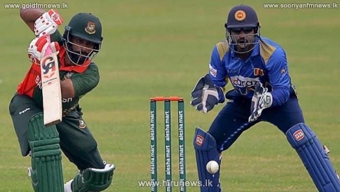 Bangladesh set Sri Lanka 172 for victory