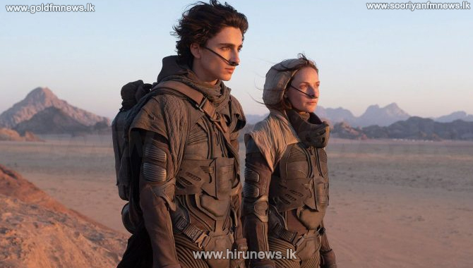 'Dune: Part 2' officially greenlit, release date set for 2023
