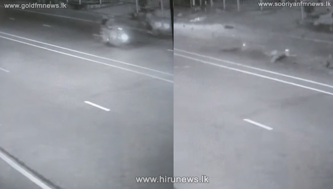Two killed in road accident on High Level Road (Video)