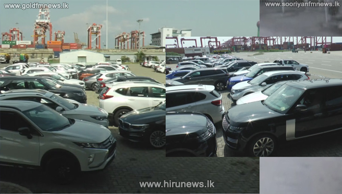 Customs seeking final decision on vehicles imported despite ban (Video)