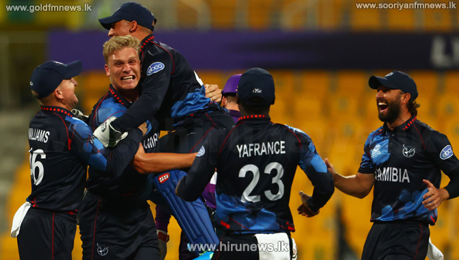 T20 World Cup -  NAM vs SCO: Namibia win by 4 wickets