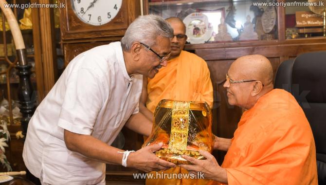 Ven. Dr. Walamitiyawe Kusaladhamma Thera passes away