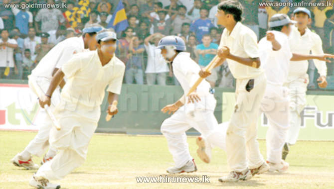 Royal-Thomian cricket encounter to be held today