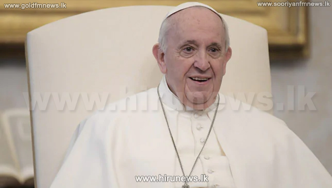 Pope Francis to visit Canada for indigenous reconciliation