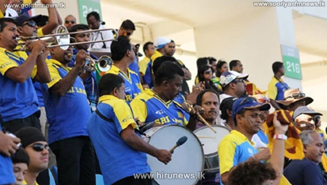 Sri Lanka's beloved 'papare music' allowed at T20 World Cup in Dubai